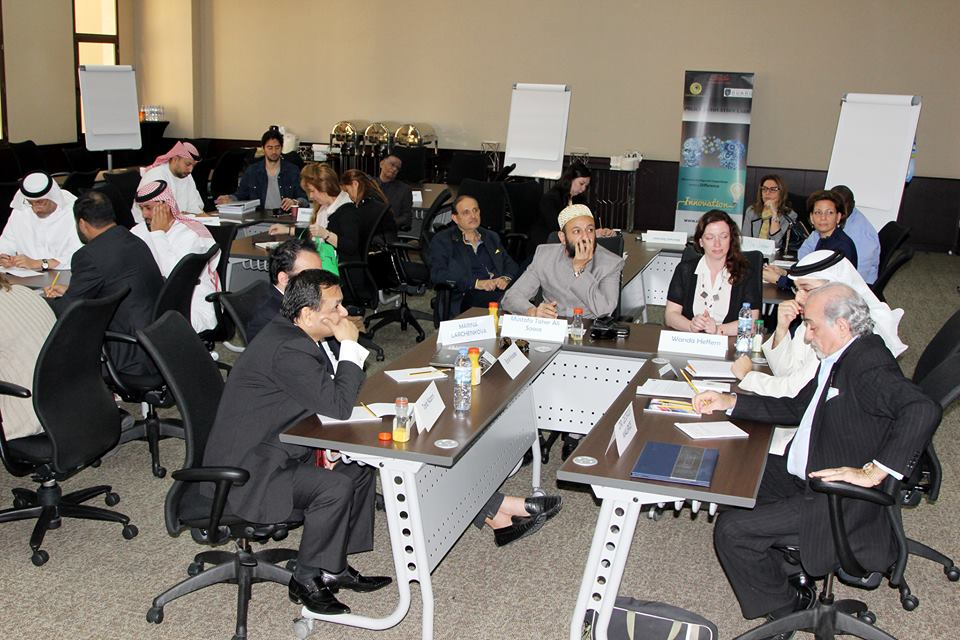 At Innovation Lab, Dubai UAE
